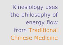 Kinesiology Energy Source