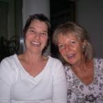 Grethe Fremming and Gay Landeta