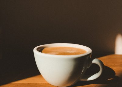 Morning Coffee Musings on Busy Minds